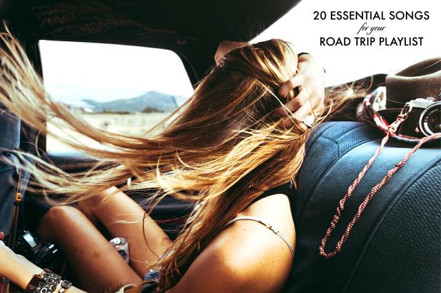 road trip girl