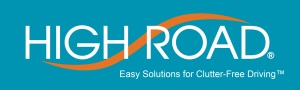 High Road Car Organizers brand logo